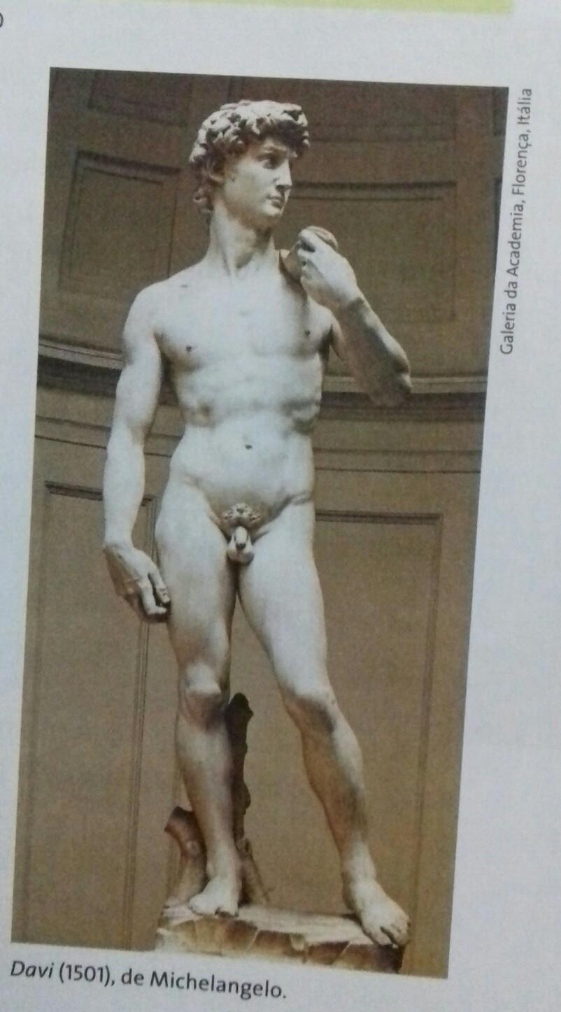 5 no desenho de leonardo da vinci o homem é representado nu