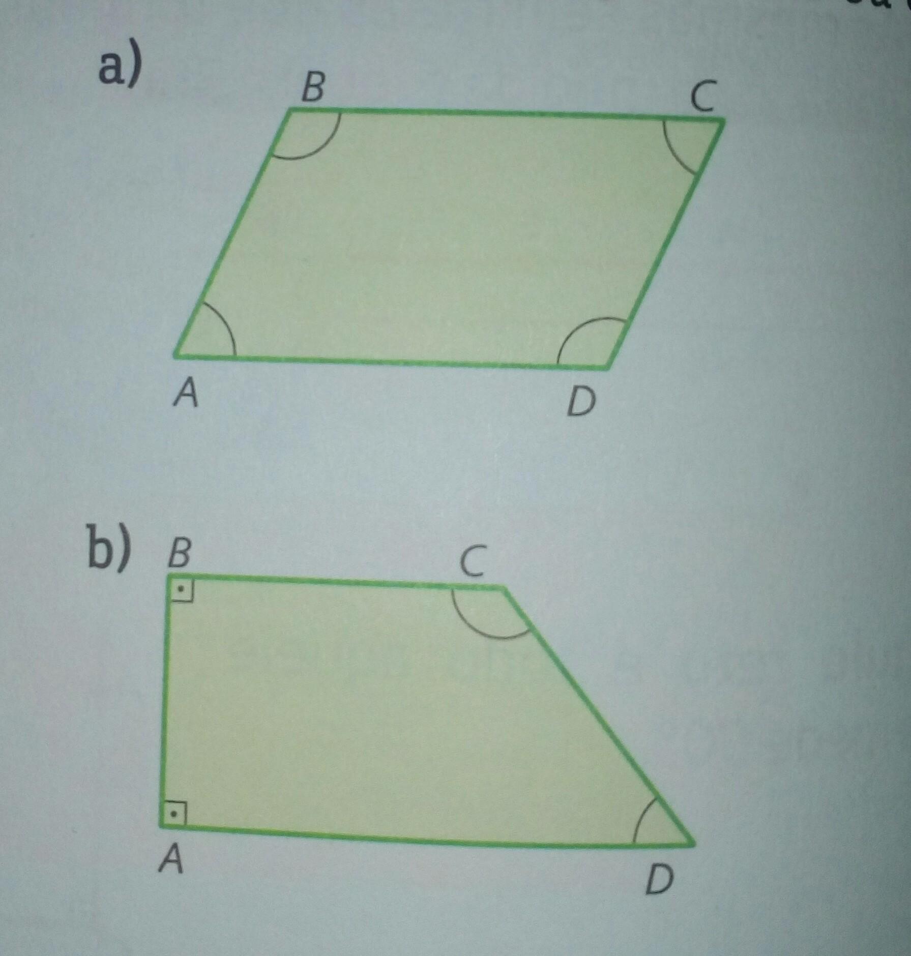 classifique cada ângulo destacado nas figuras abaixo em agudo reto