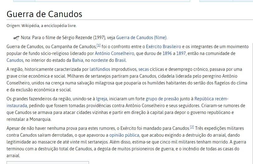 1997 CANUDOS BAIXAR FILME GUERRA DE