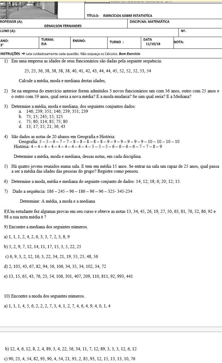 Me Ajudem Por Favor Com Esses Problemas Matematicos Sou Pessima Em Matematica Valendo 10 Brainly Com Br