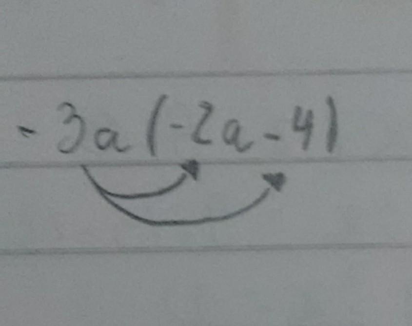 Como factorizo 6ax+3a+1+2x - Brainly.lat