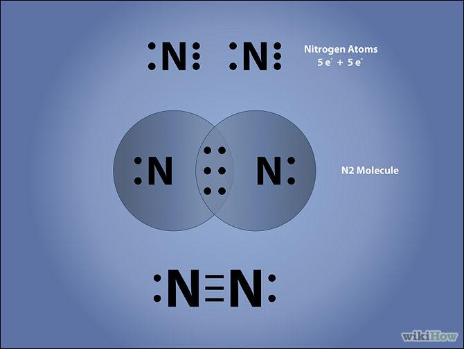 Porque A Formula N N Indica Que Os  U00e1tomos De Nitrog U00eanio