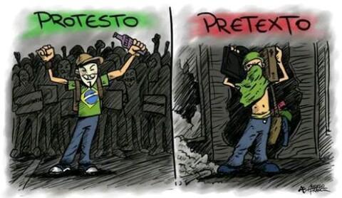1. Você deve ter acompanhado a onda de protestos e manifestações ...