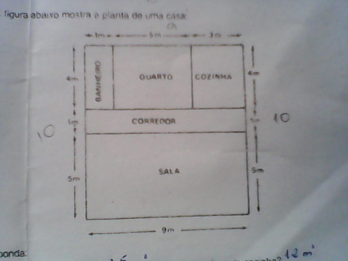 A quarto mede 20 m quantos tacos de 5 cm por 10 cm ser o for Sala de 9 metros quadrados