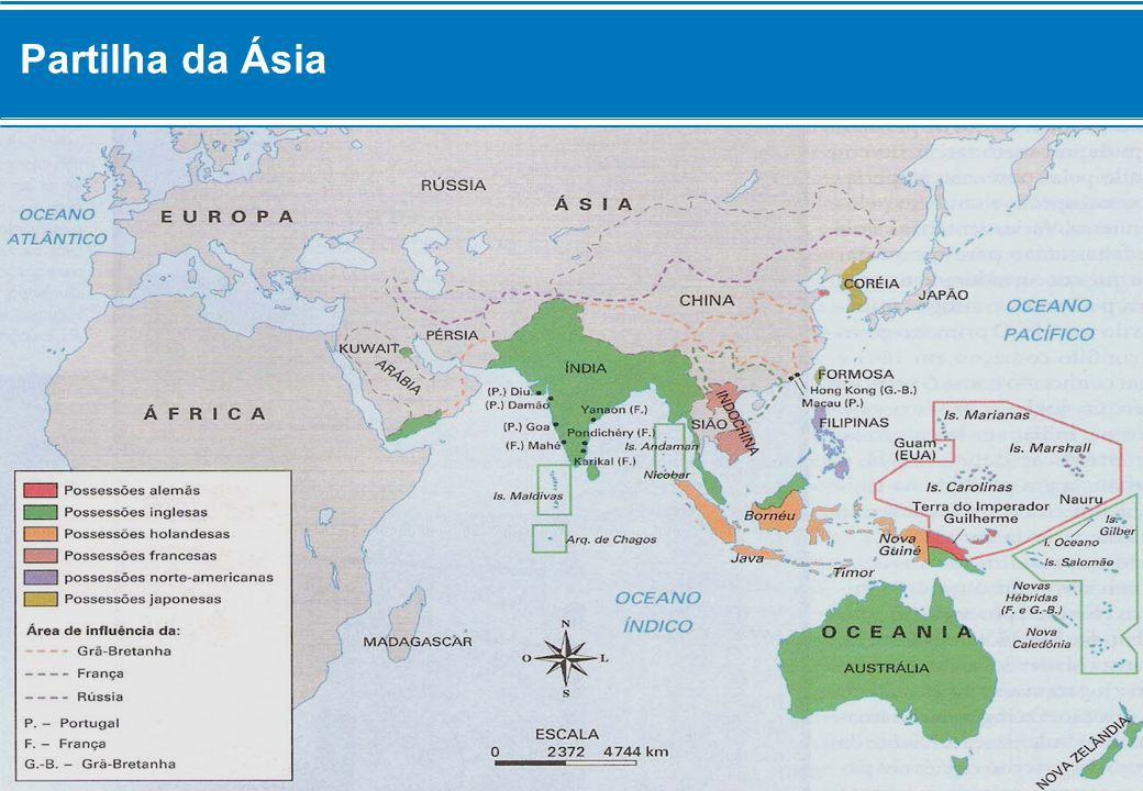 mapa da partilha mapa da partilha da Ásia   Brainly.com.br mapa da partilha