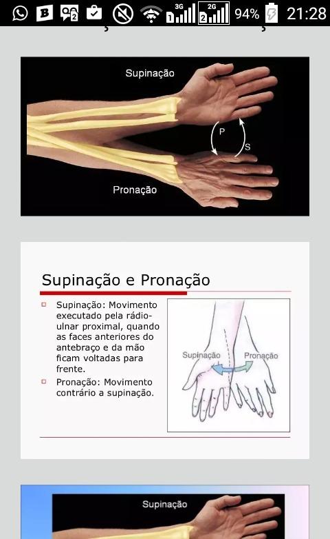 c379448ec16 Descreva as posições pronação e supinação - Brainly.com.br