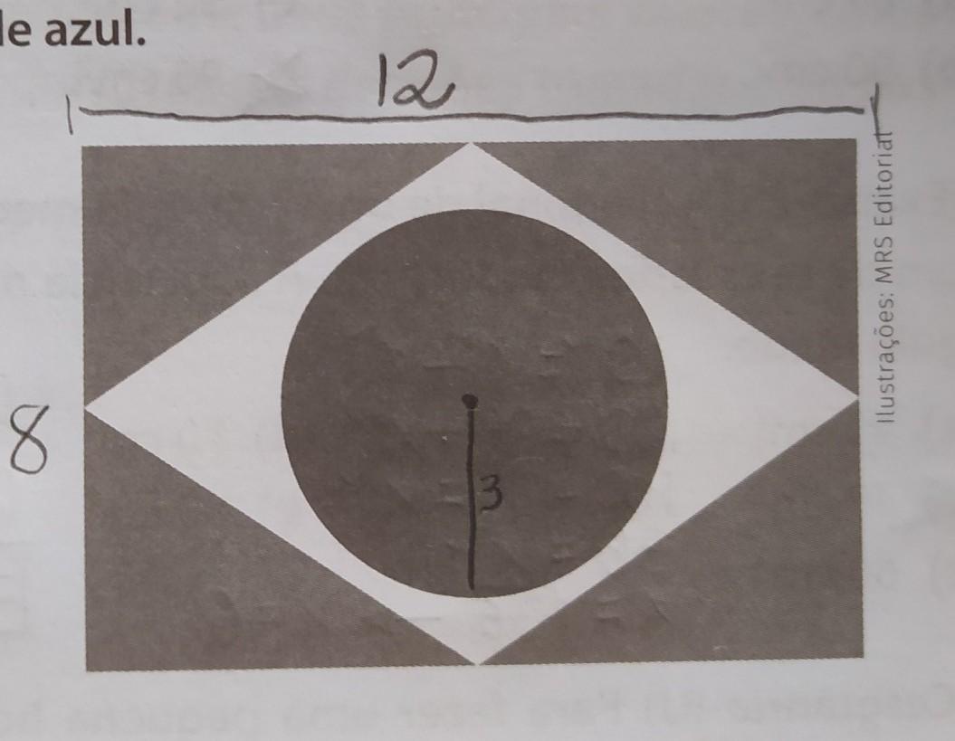 14. (IFSC) Em ano de Copa do Mundo, a bandeira brasileirase torna famosa. É  possível construí-la - Brainly.com.br
