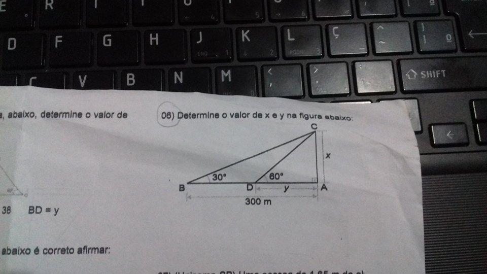 8a8edf69578fe Alguém pode me ajuda   com esse calculo de trigonometria - Brainly ...