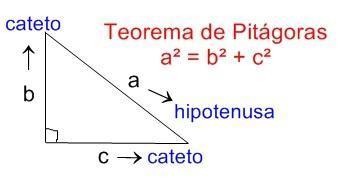 O que é teorema de Pitágoras? Qual a fórmula do Teorema de Pitágoras? -  Brainly.com.br