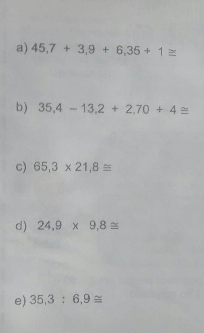 30b0946fc 1. faça a aproximação para números inteiros. Depois