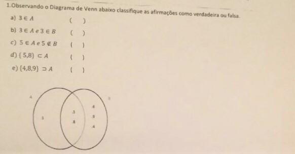 Observando o diagrama de venn classifique as afirmaes como baixar jpg ccuart Gallery