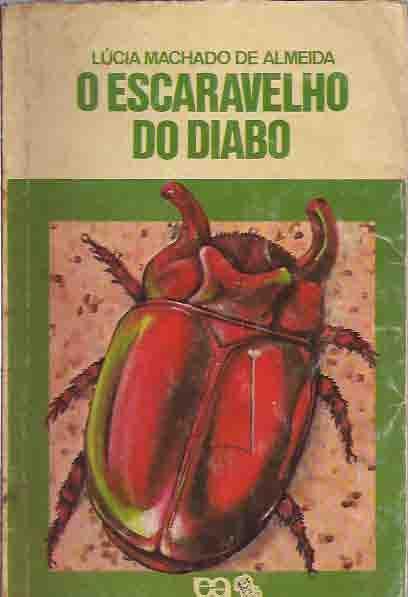 """resumo do livro """"O Escaravelho do Diabo"""". - Brainly.com.br"""