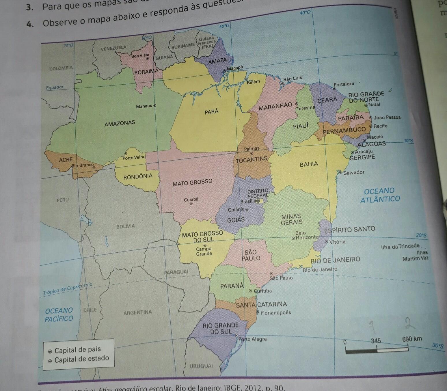 mapa quilometros nesse mapa, 1 centímetro equivale a quantos quilômetros?   Brainly  mapa quilometros