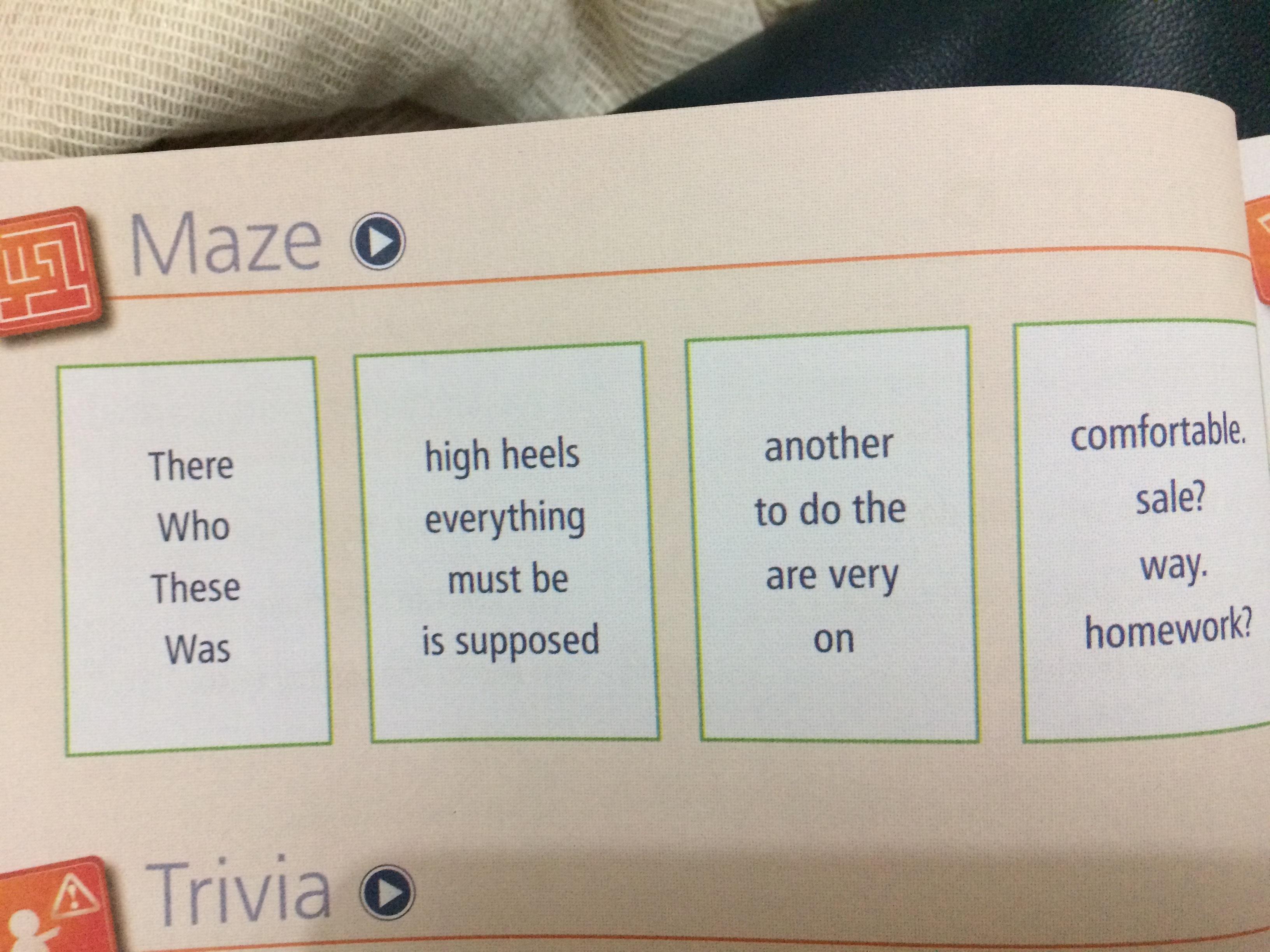 Fazer Frases Com Cada Palavra D Quadro Fazer A Frase Cm As