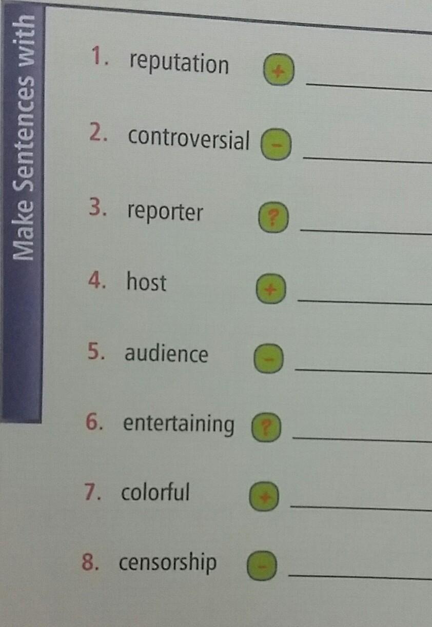 Forme Frases Com As Palavras Abaixo Brainlycombr